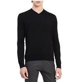 限S码! Calvin Klein Merino Solid 男士针织衫 $23.96(转运到手约¥204)
