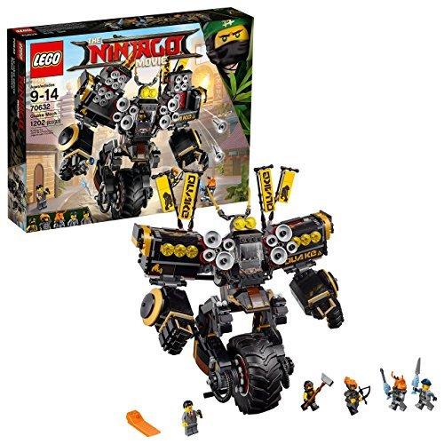 乐高(LEGO) Ninjago Movie系列70632 阿刚的地震机甲 $74.99(约473.17元)