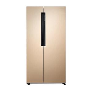 三星(SAMSUNG)638升大容量风冷无霜对开门冰箱 智能变频 双循环精致保鲜 防指4599元