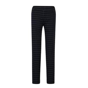 maxwin马威 女式梭织九分裤