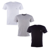 BEN SHERMAN Theo 男士短袖T恤 3件装 *3件 £58.77(需用码),约505元,折168元/件
