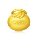 CHOW TAI FOOK 周大福 R19201 福星宝宝 足金转运珠 570元包邮 每满299-20元后