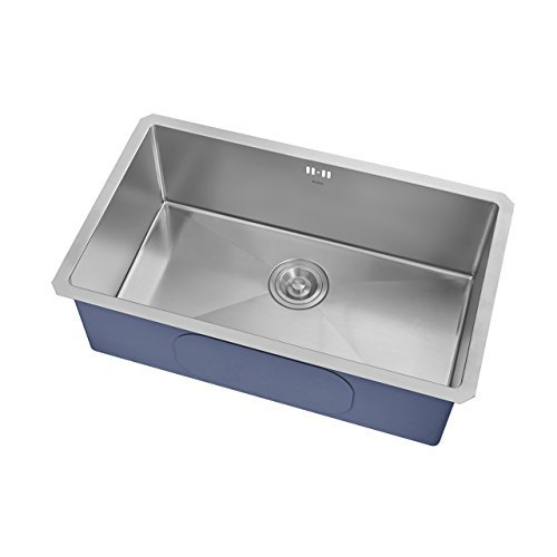 Kraus CKHU100-28 304不锈钢厨房水槽 1.5mm 1199元