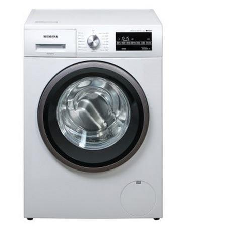 西门子(SIEMENS) XQG90-WM12U4C00W 9公斤 变频滚筒洗衣机 LED触摸屏 低噪音 除菌¥3988