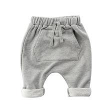 Minizone 宝宝休闲裤哈伦裤 春秋款 32元包邮 时尚妈咪的选择