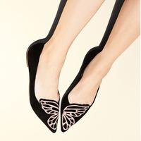至高减$200 变相7.5折 Sophia Webster 蝴蝶网红鞋满额立减热卖 美到飞起来