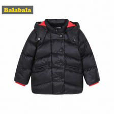 双11预售: Balabala 巴拉巴拉 儿童羽绒服 159元包邮(定金30元,11.11付尾款)