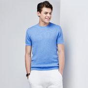 网易严选男式圆领纹理短袖T恤 限时优惠价173.1元'