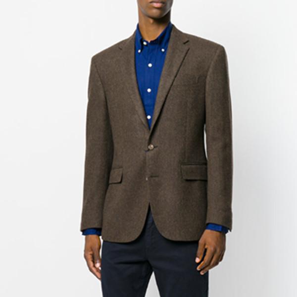 Polo Ralph Lauren 蓝色全棉排扣衬衫 688.37元包邮包税