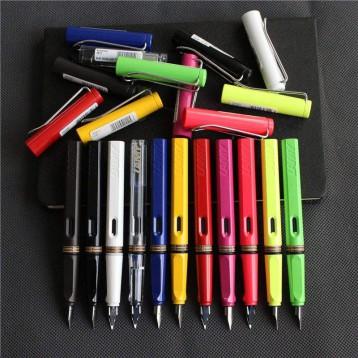 五色好价:LAMY 凌美 safari 狩猎者 F尖墨水钢笔 亚马逊海外购 3.7折 直邮中国 ¥128
