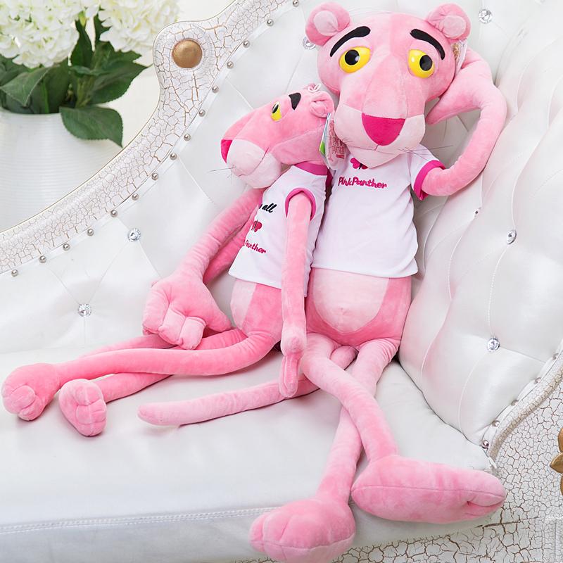 ¥43 捉趣 正版粉红豹毛绒玩具 80cm