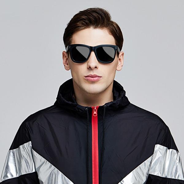 网易严选轻质方形男式墨镜 冰点价64.4元