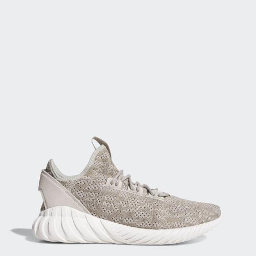 US8码起: adidas 阿迪达斯 Originals TUBULAR DOOM SOCK PK 男款休闲运动鞋 $47.99(约¥400)