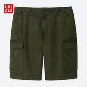 优衣库UNIQLO男装工装短裤 409658 新品特惠149元包邮'