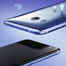 HTC U11 4GB+64GB 全网通智能手机 骁龙835 IP67防水 3D水漾玻璃机身 ¥3849