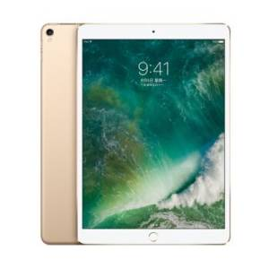 Apple iPad Pro 平板电脑 10.5 英寸(256G WLAN版/A10X芯片/Retina屏/Multi-Touch技术 MPF12CH/A)金色 5288元(需用券)