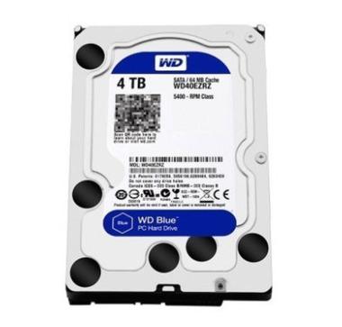 24日0点!WD 西部数据 蓝盘 4TB SATA III 台式机硬盘 WD40EZRZ 包邮669元