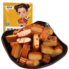 ¥7.26 蜀道香 休闲零食 豆干特产 麻辣鸡蛋干250g