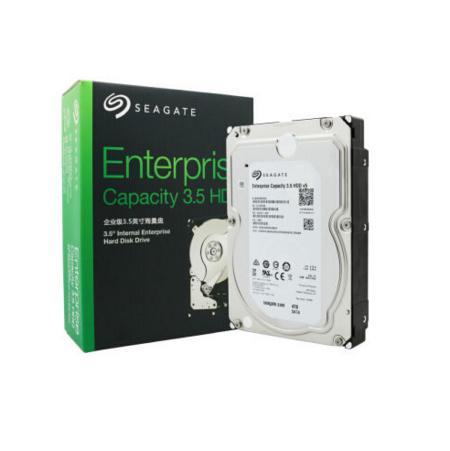 希捷(seagate) V5系列 ST4000NM0035 4TB 3.5寸企业级硬盘 7200转 SATA3 128M¥929
