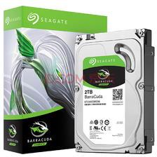 SEAGATE 希捷 酷鱼系列 2TB 台式机硬盘 (ST2000DM006) 399元包邮