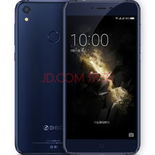 ¥1299 360手机 N5S 全网通 6GB+32GB 深海蓝 双卡双待 1299