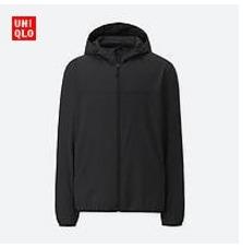 ¥199 UNIQLO 优衣库 可自提 男装 便携式连帽外套 404361