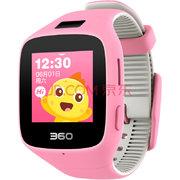 ¥259 360儿童手表6C智能拍照版电话手表 智能语音 防丢GPS定位 360儿童电话 儿童手表6C W703 彩屏电话手表 樱花粉'