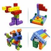 $8.49 美亚销量冠军 Learning Resources 100个彩色方块积木