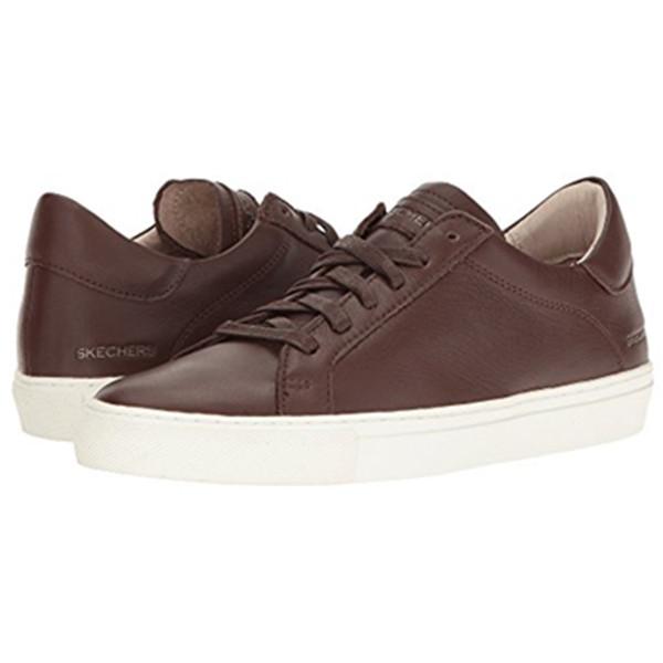 好价可入!SKECHERS Vaso Lace-Up 女款休闲鞋 $30.00(凑单转运到手约¥309)