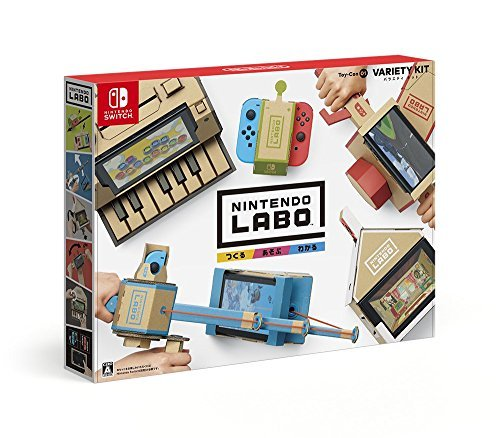 任天堂(Nintendo) Switch Nintendo Labo Variety Kit 五合一套件 515.54元