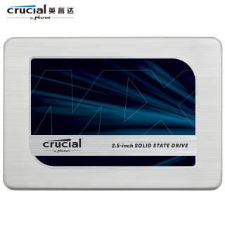 crucial 英睿达 MX300 SATA3 固态硬盘 525GB 699元