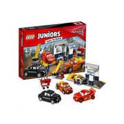 乐高(LEGO) Juniors小拼砌师系列 10743 Smokey的车库 券后129元'