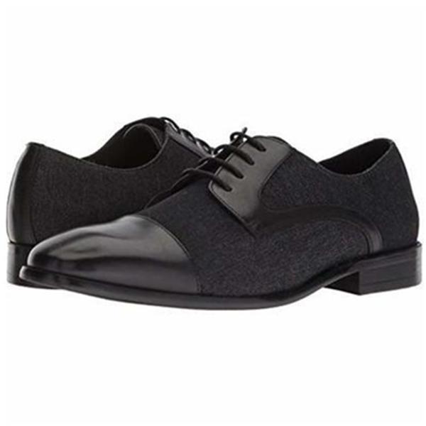优雅绅士!Steve Madden Nightcap男鞋 $15.43(到手约¥262)