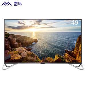 雷鸟FFALCONI49-UI 49英寸4K HDR10人工智能 金属边框64位处理器平板液晶电视TC2588元
