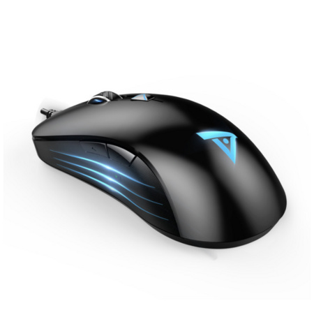 钛度 预言者 智能版 磨砂外壳 RGB游戏鼠标 TSG600A ¥99