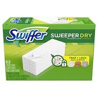 $7.17 Swiffer 拖把替换干拖布 52片