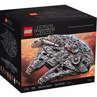 $799.99 LEGO 星战系列 终极收藏版新千年隼 乐高史上最大套装