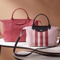 至高减$200 经典款,超实用 Longchamp 珑骧包包热卖 入高圆圆款小羊皮包