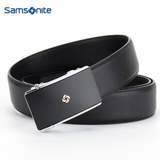 京东Plus会员:新秀丽(Samsonite) 男士自动扣皮带 139元