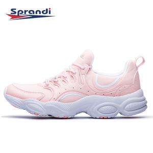 安踏国外品牌 Sprandi 女式拼接跑步鞋 119元包邮 平常269元