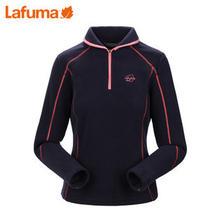 法国LAFUMA乐飞叶女士户外登山徒步防风保暖套头抓绒衣LFE06DC01 359元