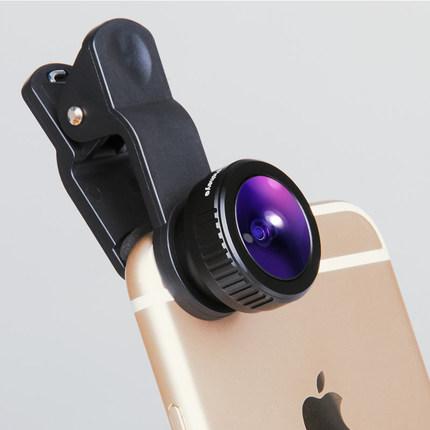 升级版手机单反级,IVR 三合一特效手机镜头(最后一款)  券后包邮9元