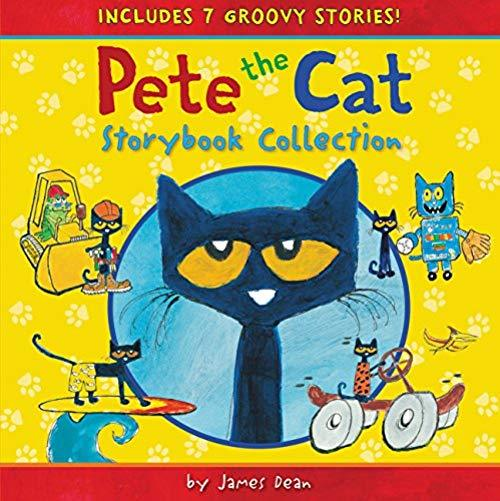 (进口原版) 皮特猫 Pete the Cat Storybook Collection: 7 Groovy Stories! 34.79元