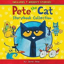 (进口原版) 皮特猫 Pete the Cat Storybook Collection: 7 Groovy Stories! 34.79元