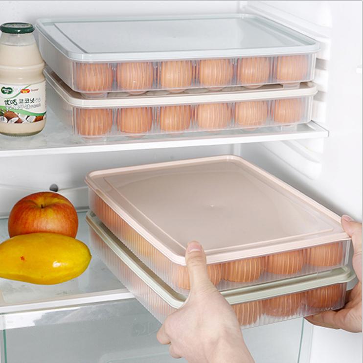昶购电商 SN0020 冰箱鸡蛋盒 24格¥9.9