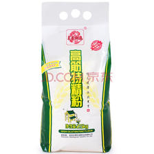 农家御品 高筋特精粉 饺子面包馒头面条小麦粉烘焙原料2500g11.75元