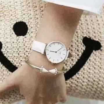 Daniel Wellington丹尼尔惠灵顿 DW00100190 女士时装手表 7折 直邮中国 ¥599