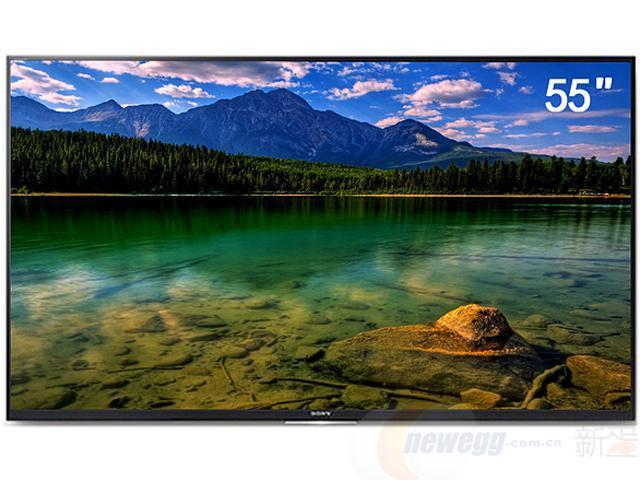 SONY 索尼 KD-55X7000D 55英寸 4K液晶电视 包邮4469元