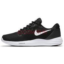 ¥439 耐克NIKE 男子跑步鞋 LUNAR APPARENT 运动鞋 908987-001黑色42.5码
