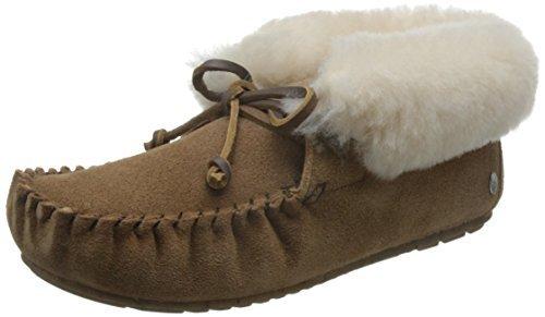 EMU Australia Nest Moonah moccasins 女士单鞋 460.32元